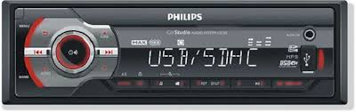 AUTORADIO PHILIPS USB ET SD